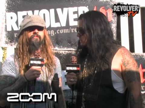 Rob Zombie calls out Ozzy at Rockstar Mayhem Tour