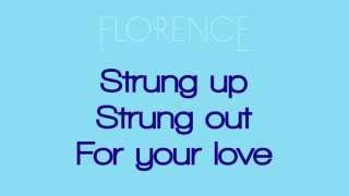 Florence + The Machine - Delilah (Lyric Video)