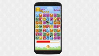 candy crush faces New game IN android