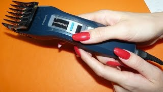 Машинка для стрижки Philips обзор и тест
