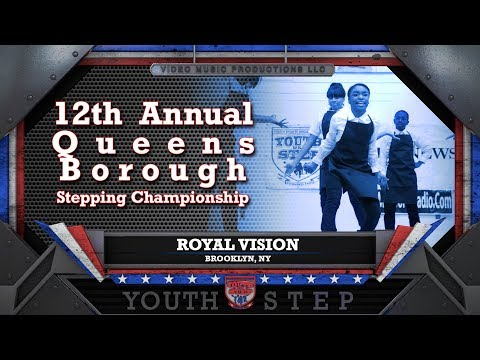 ROYAL VISION - 12th Annual Youth Step USA Queens Borough Championship