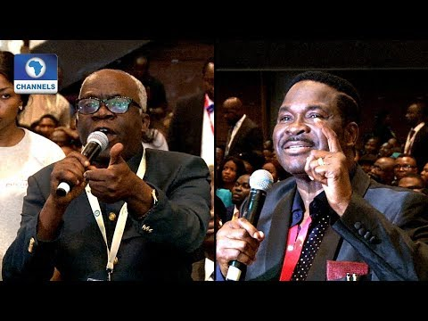 Ozekhome, Falana Debate Roles Of Lawyers In Fighting For Alleged Corrupt Judges