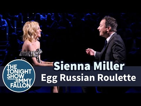 Thumbnail: Egg Russian Roulette with Sienna Miller