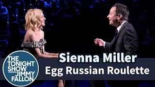 Egg Russian Roulette with Sienna Miller