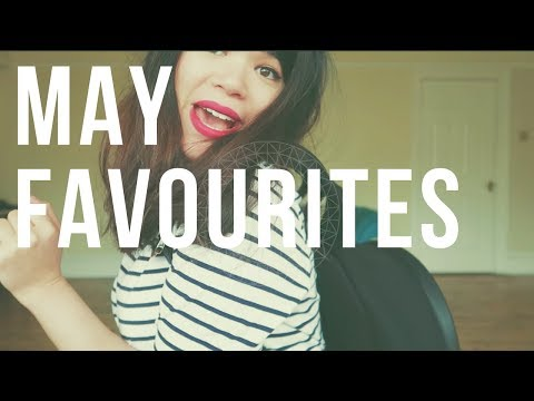 May 2017 favourites | Minimalist & Vegan