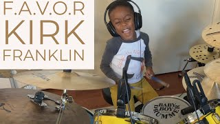Download F.A.V.O.R - Kirk Franklin - Drum Cover Mp3 and Videos