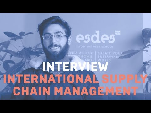 Interview - International Supply Chain Management Specification
