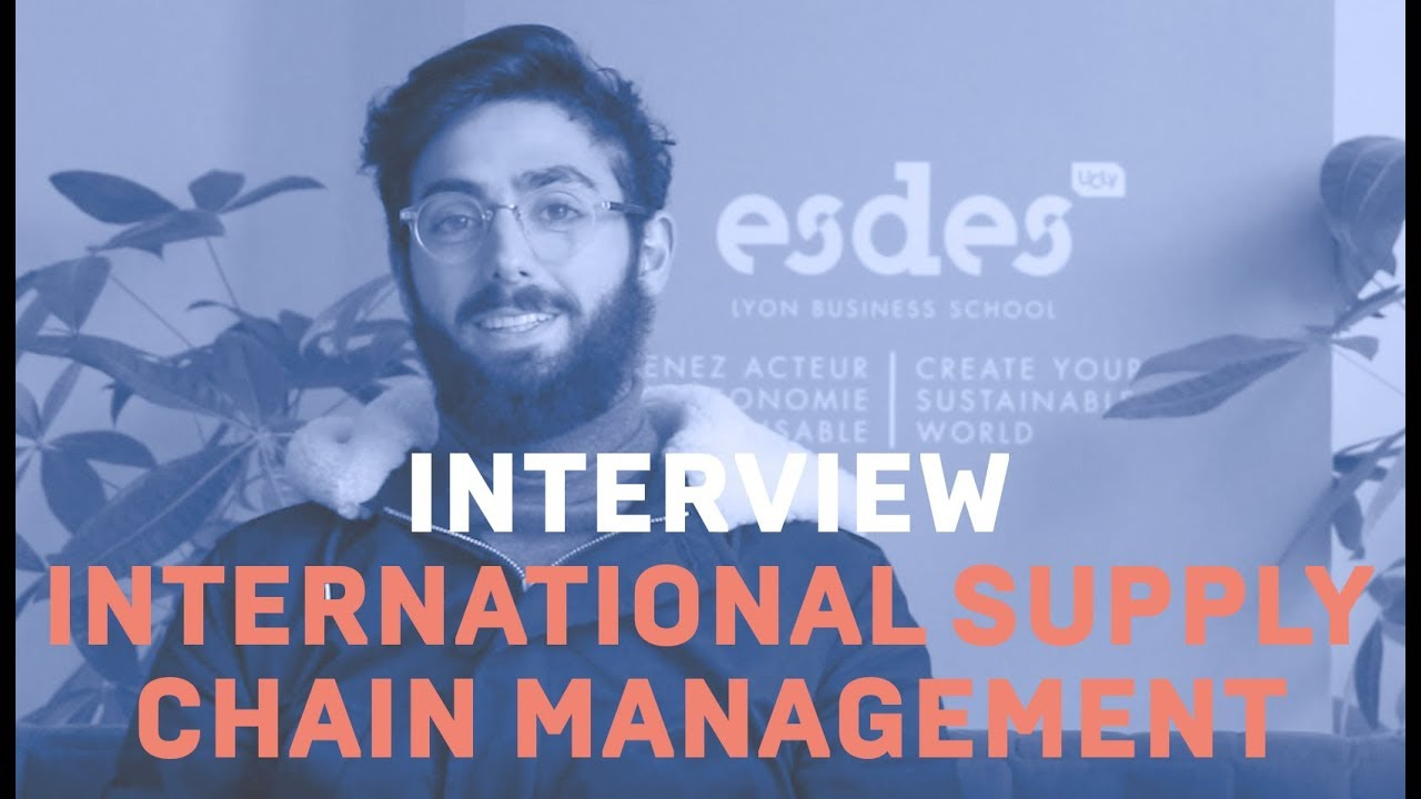 Master / International Supply Chain Management | ESDES