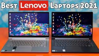 Best New Lenovo Laptops 2021