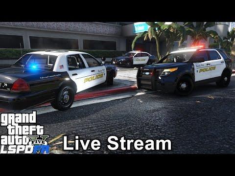GTA 5 LSPDFR Police Mod 201 | Live Stream | Beverly Hills Police Department Patrol