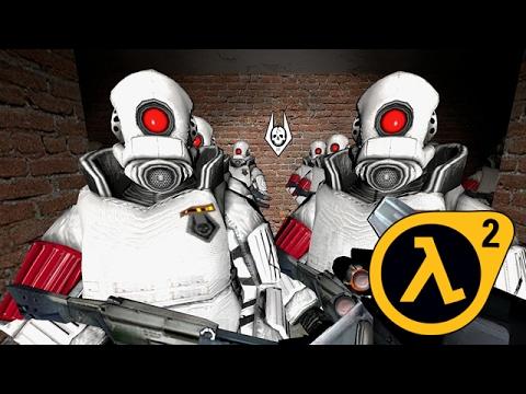 Читы Half Life 2 коды, секреты, прохождение, патч, трейнер