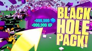 BLACK HOLE PACK in Simulatore di Distruzione!! - Roblox