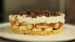 Recette facile : banoffee pie ou tarte banane caramel
