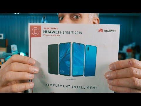 Huawei P Smart 2019 - La GROSSE BOURDE de Boulanger (qui l'a dévoilé par erreur)