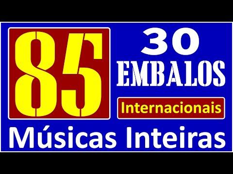 30 EMBALOS QUE MARCARAM 1985! Músicas Inteiras!