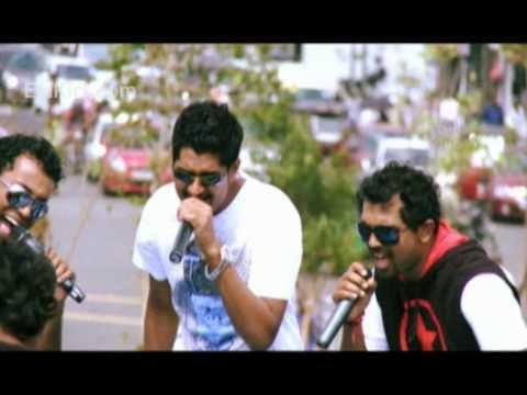 Adhare Keewa (DMVA Theme Song) - BNS, Iraj, Prihan, Lahiru.. HQ