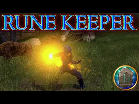 LOTRO: Rune Keeper Gameplay 2017 – Lord of the Rings Online | 2017 Gameplay