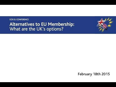 7 - David Campbell Bannerman MEP: EEA Lite option – a positive alternative vision for the UK