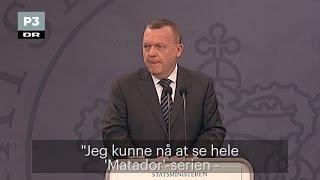Lars Løkkes meget lange kunstpause  | Go' morgen P3 | DR P3