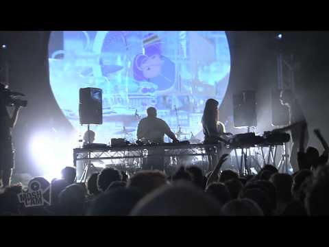 Dan Deacon Ensemble - The Crystal Cat (Live at Sydney Festival) | Moshcam