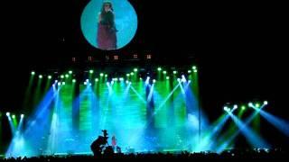 Reni_Lepa Brena concert_Sofia_3.12.2011