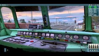 Trainz Simulator 12 Gameplay (Russian Railways, Mosti - Balezino, Passenger No 627.)
