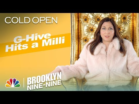 Cold Open: Gina Hits 1 Million Subscribers - Brooklyn Nine-Nine (Episode Highlight)