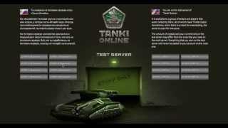 Как зайти на тестовый сервер Танков Онлайн когда закрыты все сервера? How to get to the Tanki Onl(Играть в Танки Онлайн: http://tankionline.com#friend=107608de0 Хочешь зарабатывать на YouTube ? Тебе сюда: https://youpartnerwsp.com/join?9970..., 2014-06-25T23:06:25.000Z)