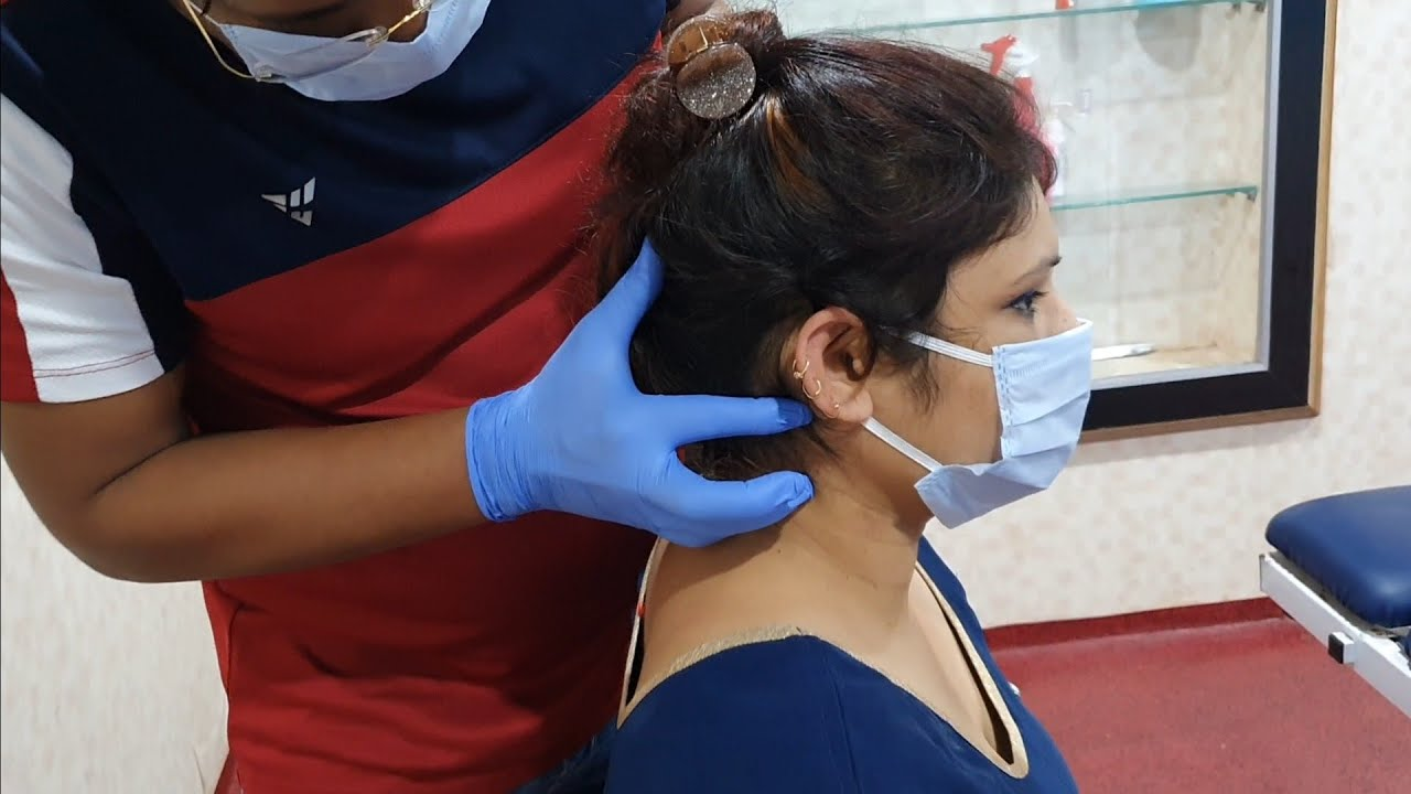 AMAZING CRACKS FEET And FULL Body ASMR Chiropractic