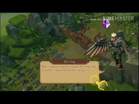 Hack Kim Cương Game Lords Mobile Thao Hồ Xây Dựng*_*