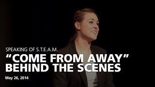 """""""Come From Away"""" - Behind the Scenes at Museum of Flight, November 21st 2015"""