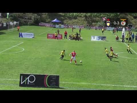 São Vicente Cup 2019 Sub12  2ªJor  Choupana 0 Benfica 7