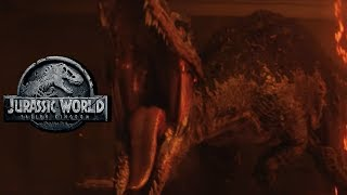 The History of the Baryonyx in the Jurassic Park Franchise