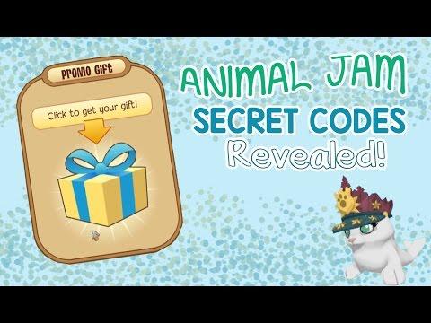 ANIMAL JAM SECRET CODES REVEALED FOR FANCY FOX, SUNNY BUNNY, POSH RACCOON, ETC