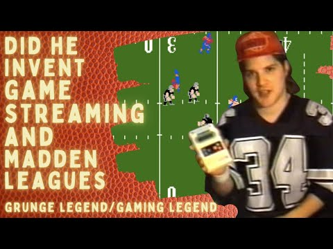 Mother Love Bone - Andy's obsession with Nintendo Football [Andy's a Gamer] (Tecmo Bowl)