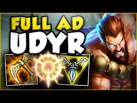 Download Youtube: TRICK2G TAUGHT ME THE WAY OF FULL AD UDYR! FLAWLESS UDYR SEASON 8 GAMEPLAY! - League of Legends