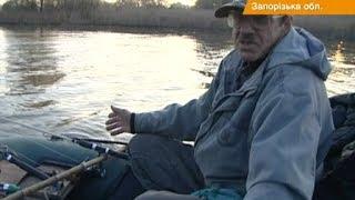 В Каховском водохранилище нашли аномальную рыбу(В Украине запахло большой экологической бедой. Юг страны уже через несколько лет может остаться без пресно..., 2013-11-06T12:00:47.000Z)