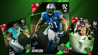 "92 OVR MEGATRON & EARTH""WAKE"" 