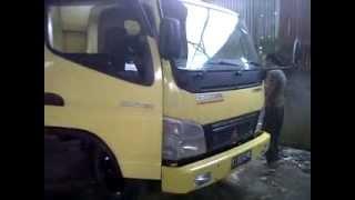 Dijual Dump Truck PS 125 HD Canter 2009 Samarinda TLP;(0541)7751197 HP;085246902754 PINBB;27F938C4