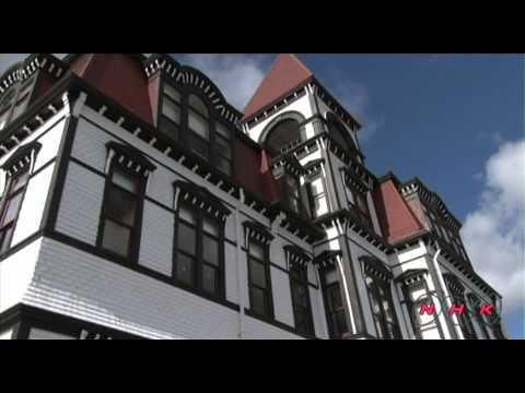 Old Town Lunenburg (UNESCO/NHK)