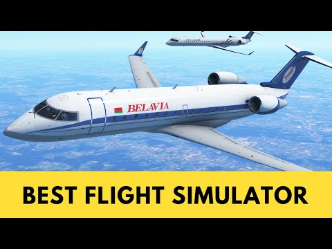 Top 6 Best Flight Simulator Games For Android And Ios In 2019