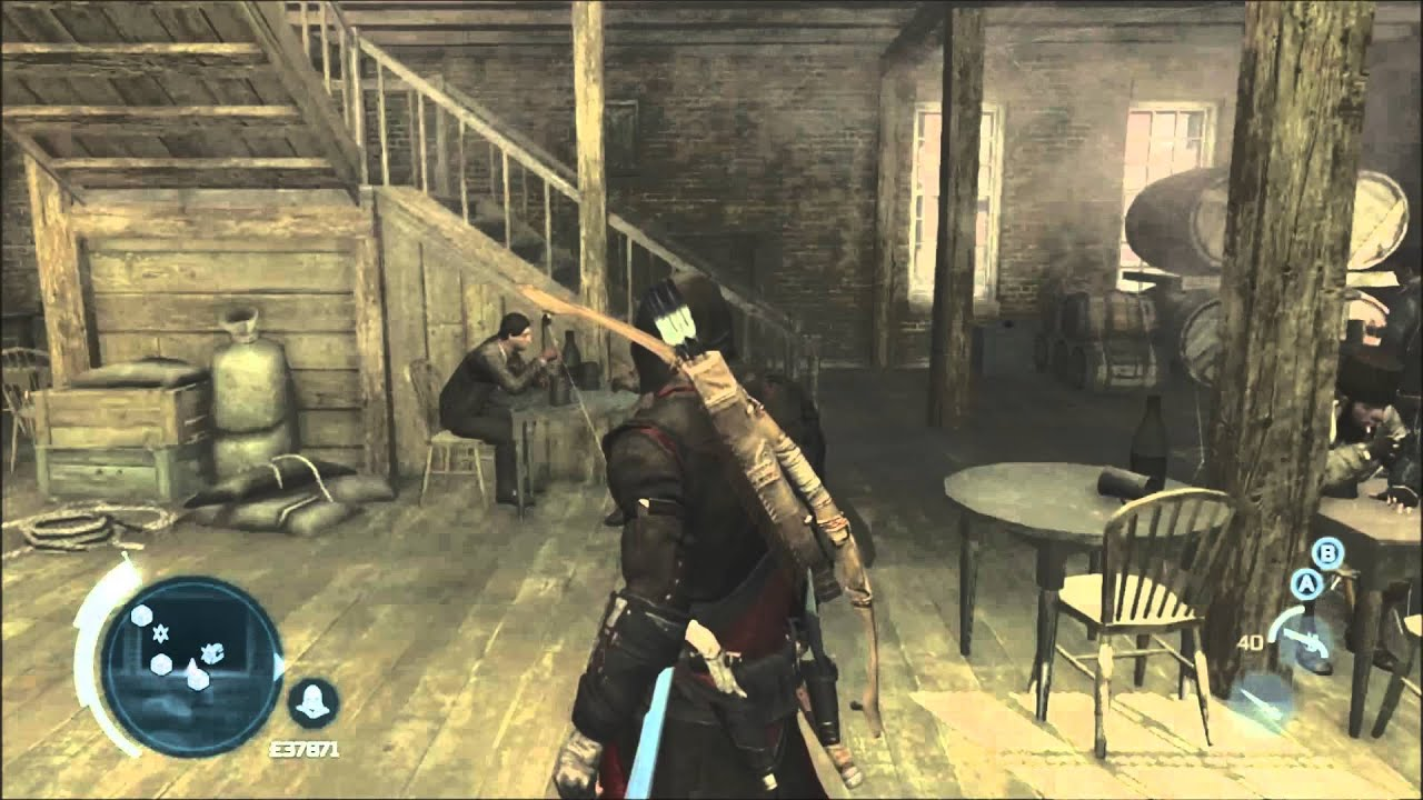 Central Boston Missing Hidden Chest Assassin S Creed 3 By