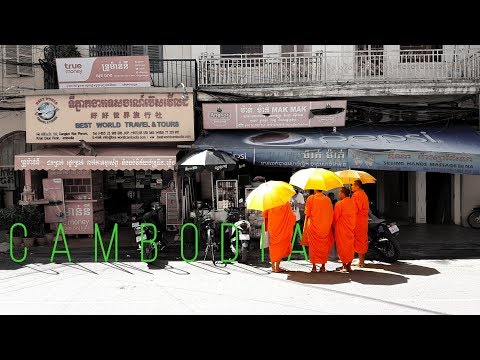 Cambodia - Phnom Penh & Siem Reap | Travel Video