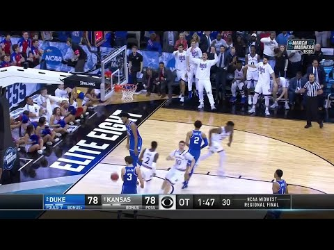 Top Plays from the Elite 8