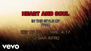 T'Pau - Heart And Soul (Karaoke)