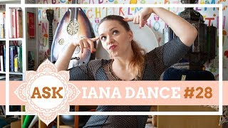 Navigating your future in dance - ASKianaDANCE #28