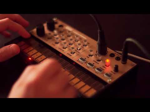 Volca Keys Relaxing Ambient Melodies