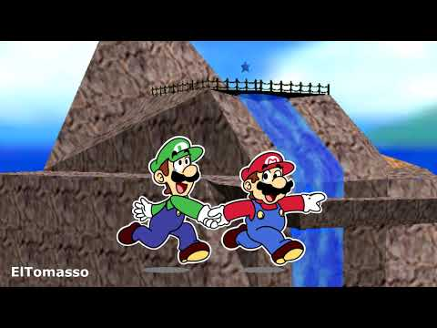 Deep Castle Mario & Luigi Bowser's Inside Story Music Extended HD from YouTube · Duration:  30 minutes