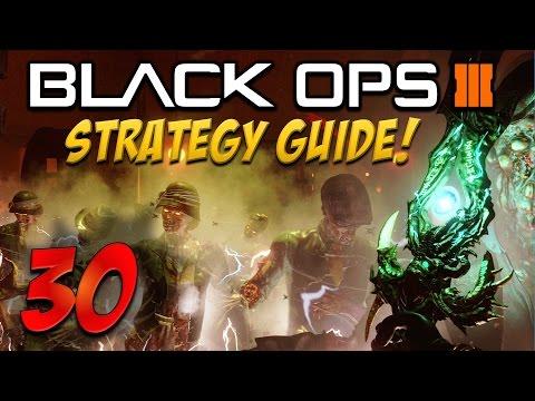 best gun rank up strategy black ops 3 zombies gamepla