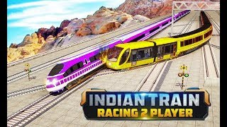 Indian Train Racing Games 3D | Android Gameplay 2018 | Droidnation